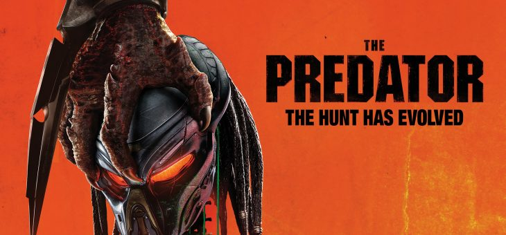 The Predator Mega-Prize Pack Competition