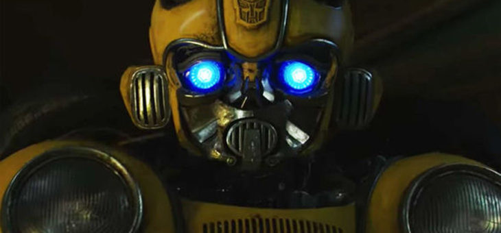 BUMBLEBEE Official Trailer #2 (2018) featuring John Cena