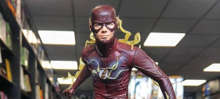 DC Gallery CW The Flash Statue