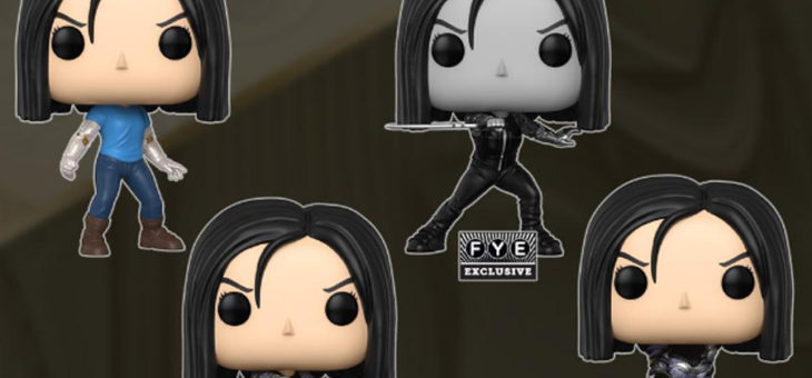 Funko Coming Soon: Alita: Battle Angel Pop!