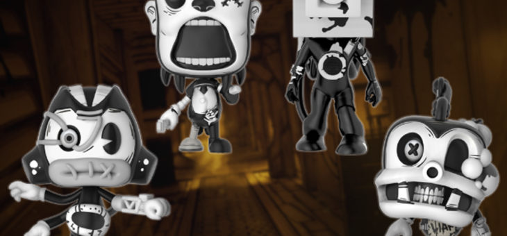 Funko Coming Soon: Bendy and the Ink Machine Pop!