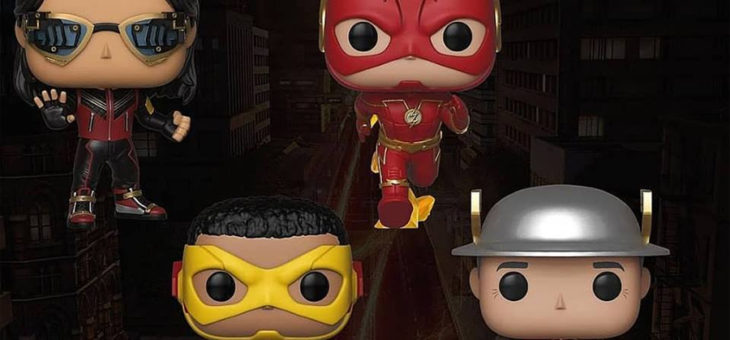 Funko Pop! TV: The Flash