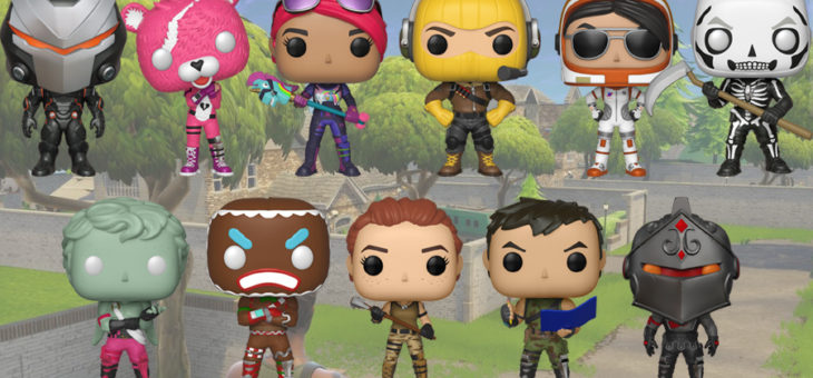 Funko Coming Soon: Fortnite!