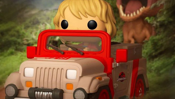 Funko Coming Soon: Jurassic Park Park Vehicle!