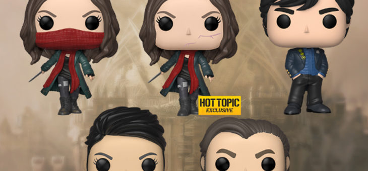 Funko Coming Soon: Mortal Engines Pop!