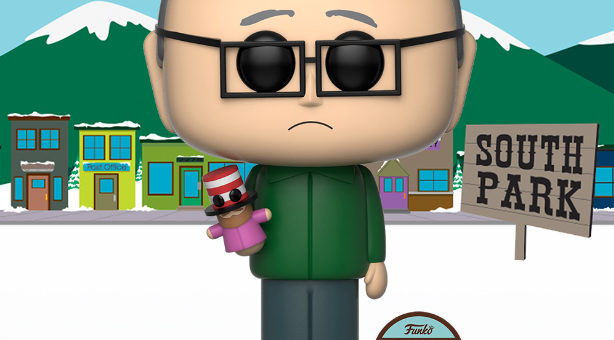 Funko Specialty Series: South Park Mr. Garrison Pop!
