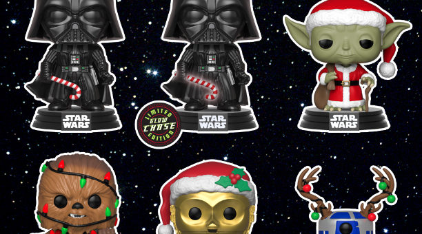 Funko Coming Soon: Pop! Star Wars – Holiday!