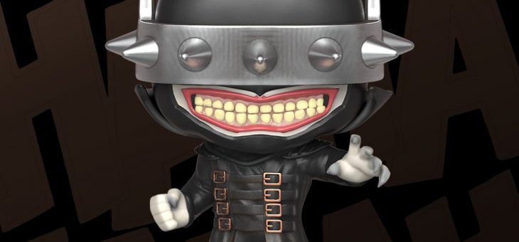 Funko Coming Soon: PREVIEWS Exclusive Batman Who Laughs Pop!