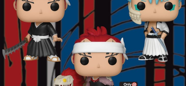 Funko Coming Soon: Bleach Pop!