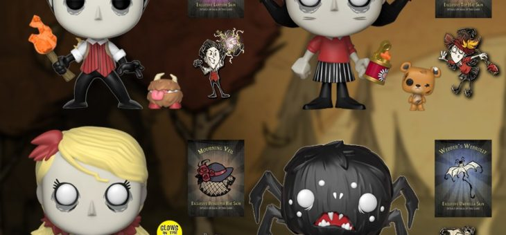 Funko Coming Soon: Don't Starve Pop!