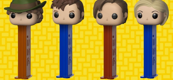 Coming Soon: Pop! PEZ!