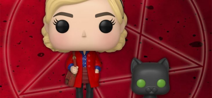 Funko Coming Soon: The Chilling Adventures of Sabrina Pop!