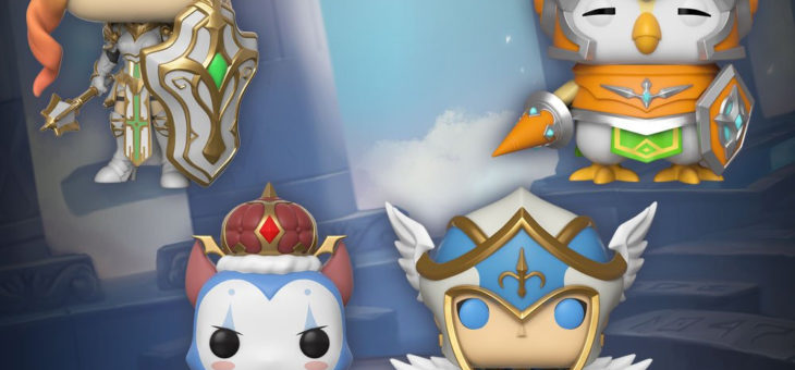 Funko Coming Soon: Summoners War Pop!