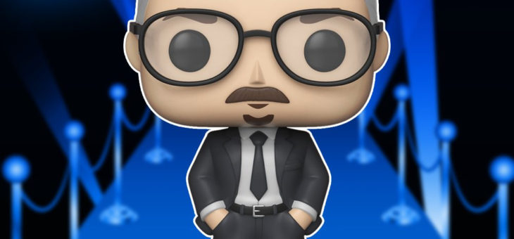 Funko Coming Soon: Vince Gilligan Pop!