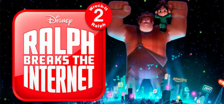 Funko Wreck-It Ralph: Ralph Breaks the Internet!