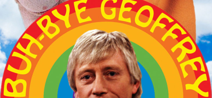 Rainbow Legend Geoffrey Hayes passes away aged 76