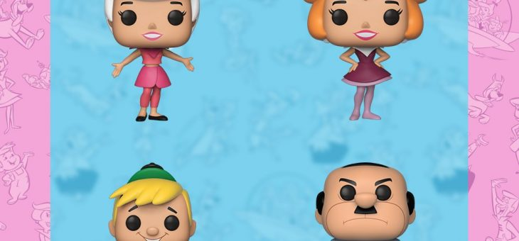 Funko Coming Soon: Jetsons Pop!