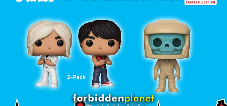 NYCC Funko Forbidden Planet International Exclusives