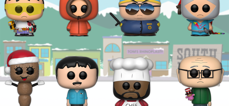 Funko Coming Soon: New South Park Pop!
