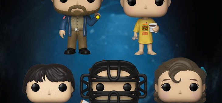Funko Coming Soon: New Stranger Things Pops!
