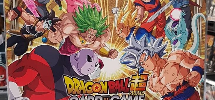 Dragonball Super Card Game – Ultimate Box