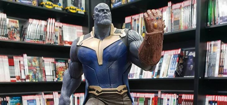 Marvel Gallery Infinity War 9″ Thanos Statue