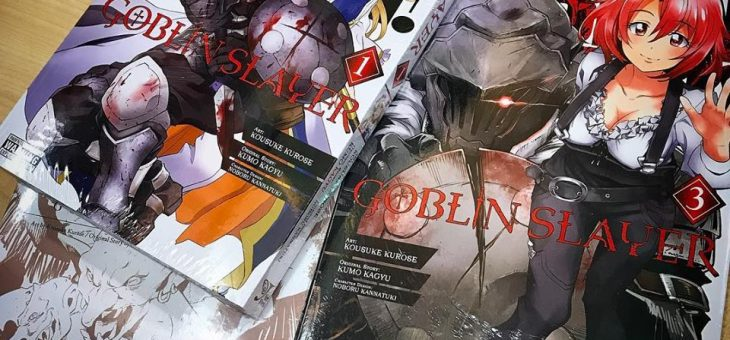 Manga Goblin Slayer available in store now!