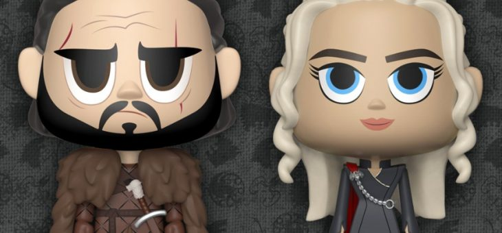 Funko Coming Soon: Game of Thrones Vynl. & Rock Candy!