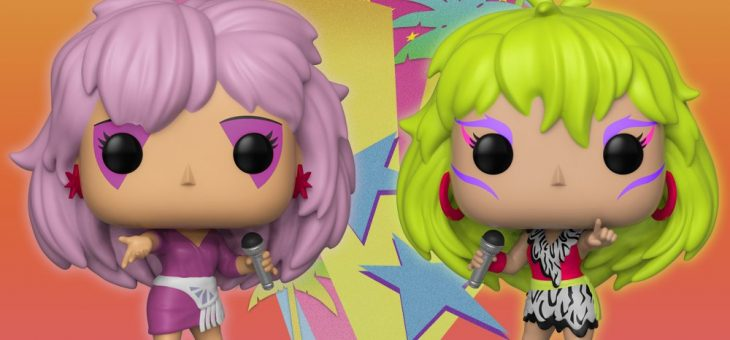 Funko: Jem and the Holograms Pop!