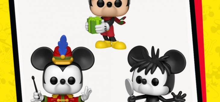Funko: Mickey's 90th Anniversary Pop!