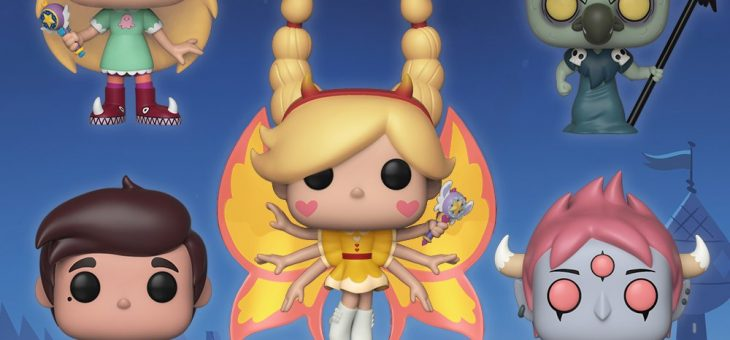 Funko Coming Soon: Star vs. the Forces of Evil Pop!
