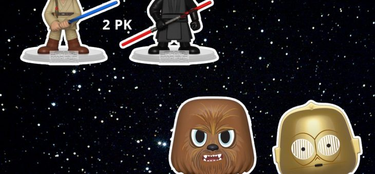 Funko Coming Soon: Star Wars™ Vynl.!