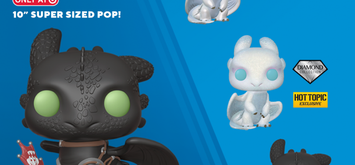 Funko Coming Soon: How to Train Your Dragon Pop!