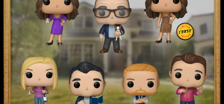 Funko Available Now: Modern Family Pop!