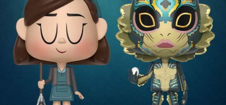 Funko: Shape of Water Vynl.!