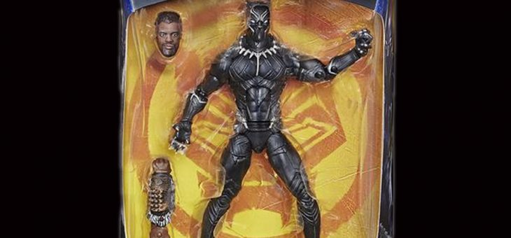Black Panther: Marvel Legends Action Figures