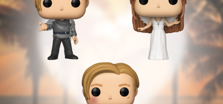 Funko Coming Soon: Romeo and Juliet Pop!