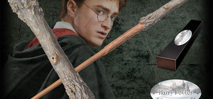 The Noble Collection Harry Potter Character Wand