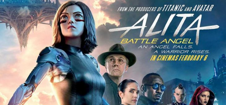 WIN Tickets to see Alita Battle Angel in London