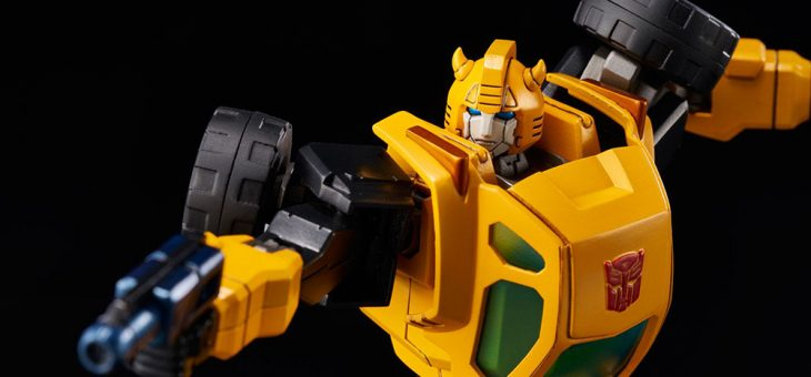 Transformers Furai Model Plastic Model Kit Bumblebee 15cm