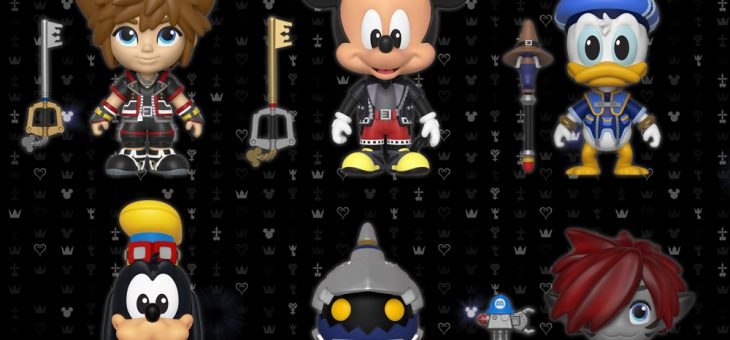 Funko Kingdom Hearts III Vynl. and 5 Star