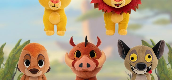 Funko The Lion King Plush!