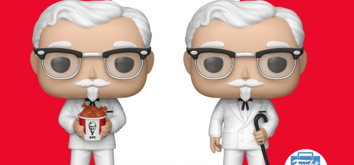Pop! Icons: KFC – Colonel Sanders