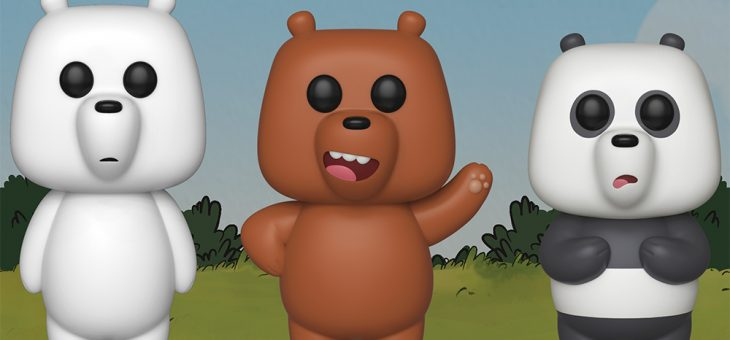 Funko We Bare Bears Pop!