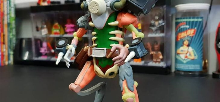 Funko Pickle Rick Action Figure