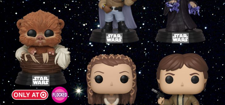 Funko New Star Wars – Return of the Jedi Pop!