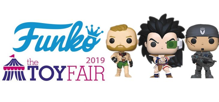 London Toy Fair 2019 Funko