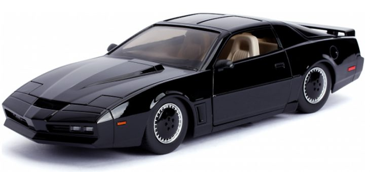 1:24 Knight Rider K.I.T.T with working lights