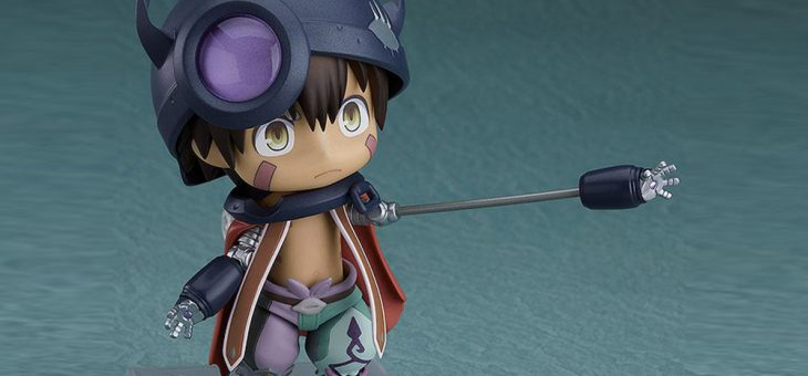 Made in Abyss Nendoroid Action Figure Reg 10cm