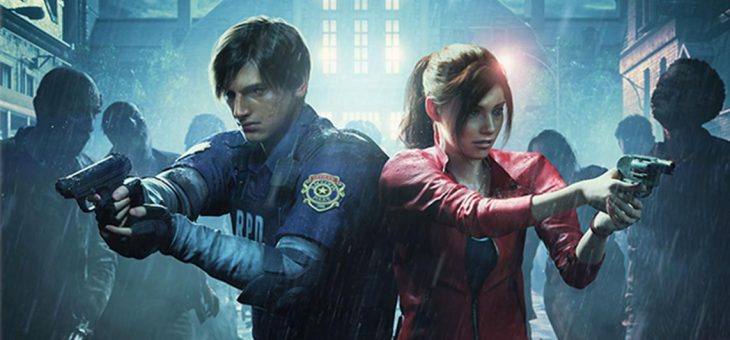 Resident Evil 2 Remake is Coming!